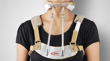 Four Post collar For Neck Support
