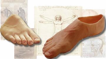 Toe Prosthesis, Silicone Toe Prosthesis, prosthetic toe